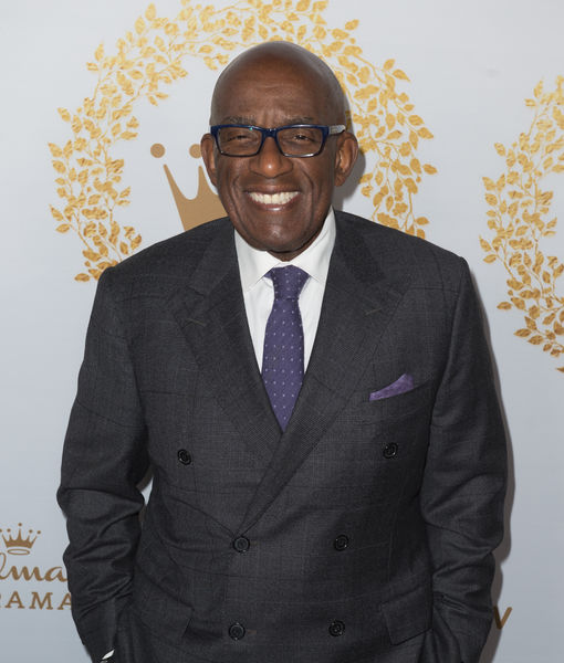 Al Roker Tries to Celebrate Valentine's Day Every Day