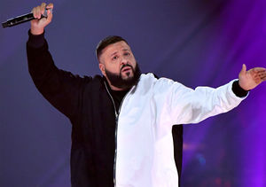 DJ Khaled Reveals 43-Lb. Weight Loss!