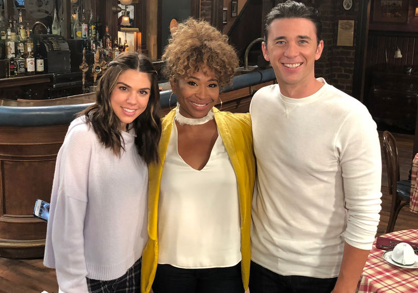 Behind the Scenes with Billy Flynn & Kate Mansi on the Set of 'Days of Our Lives'