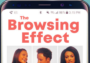 Exclusive Trailer Debut: 'The Browsing Effect' Gets Real About Dating in…