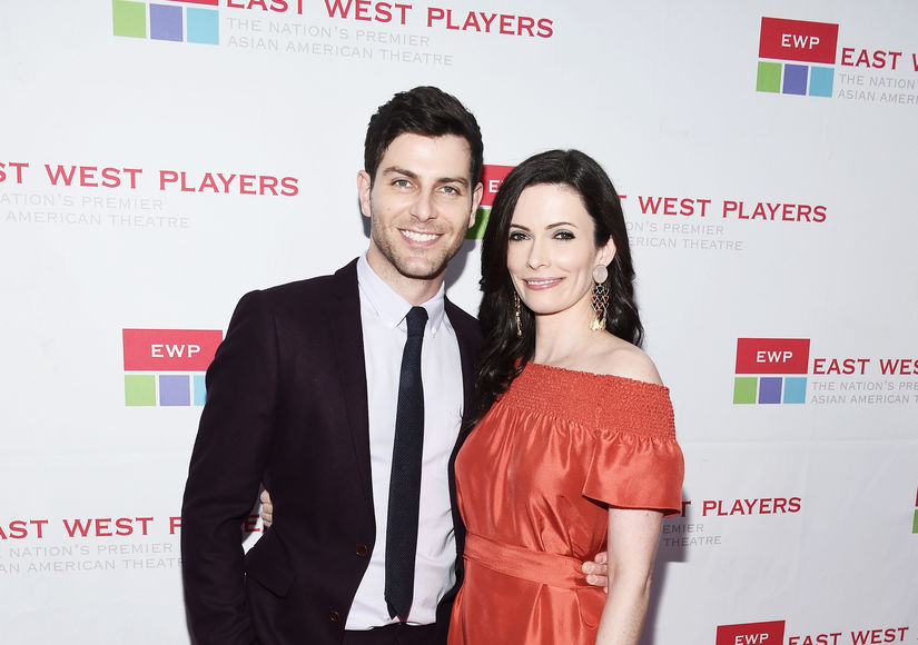 First Pic! David Giuntoli & Elizabeth Tulloch Welcome Baby Girl