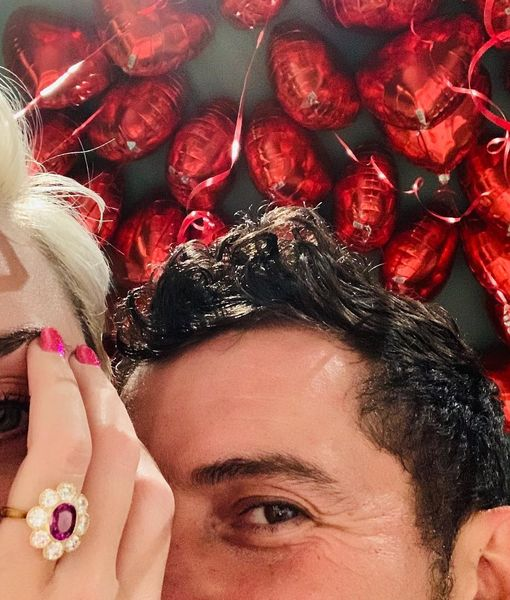 Katy Perry & Orlando Bloom Engaged — See Her Diamond Ring!