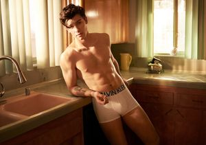 Shawn Mendes Looks 'Abs' Fab in New CK Underwear Pics!