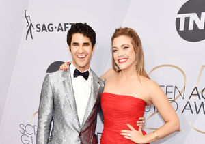 Darren Criss & Mia Swier Marry in New Orleans