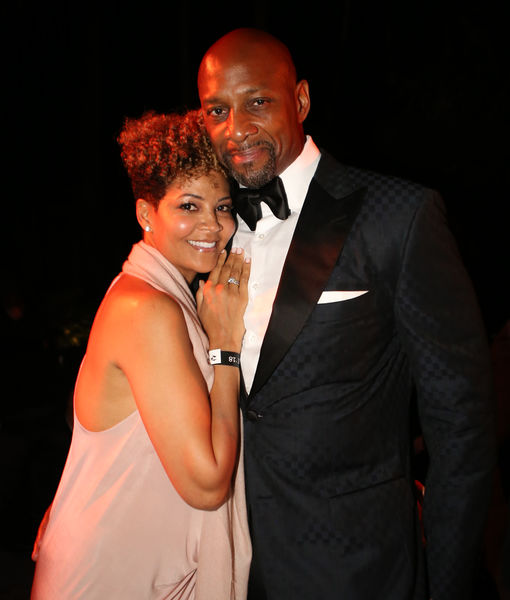 Report: NBA Great Alonzo Mourning & Wife Tracy Split