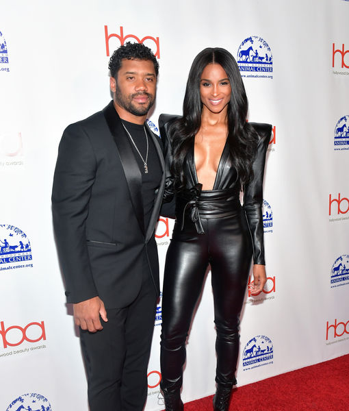 Ciara and Russell Wilson Expecting Again — See Her Baby Bump!