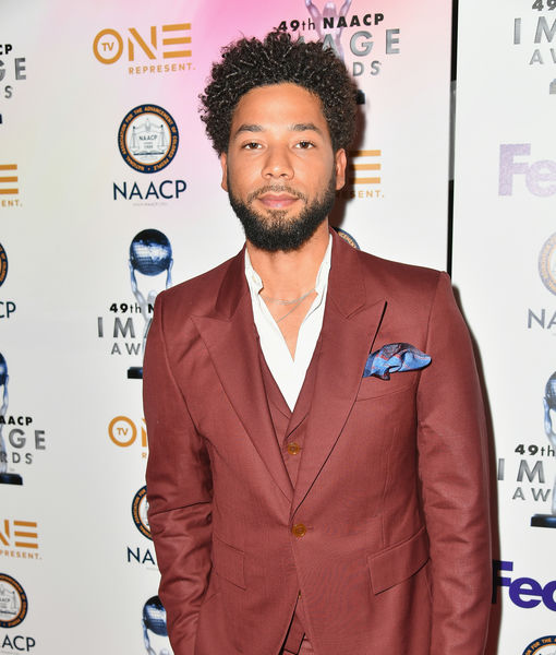 Jussie Smolett Is Named Suspect in Criminal Investigation