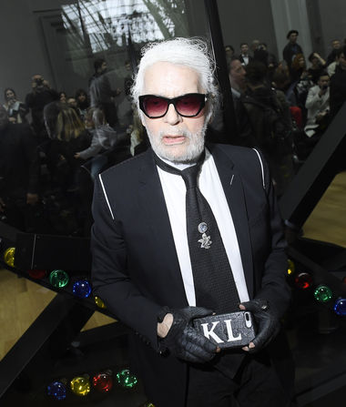Karl Lagerfeld Dead at 85