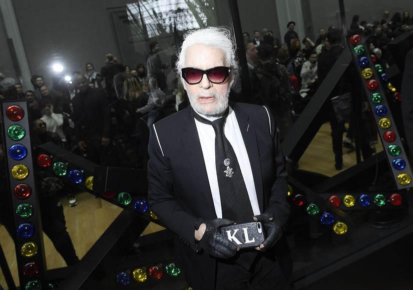 Karl Lagerfeld Dead at 85