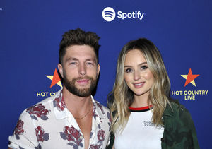 Chris Lane & Lauren Bushnell Engaged