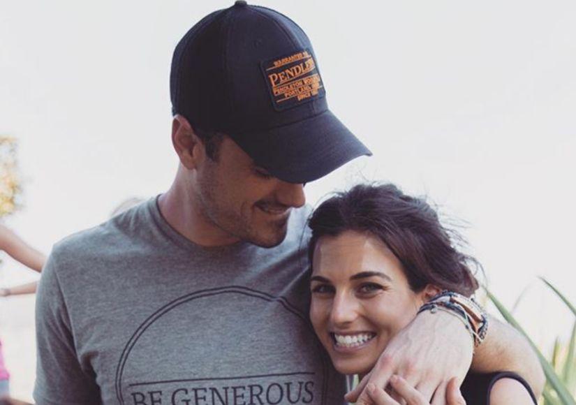 Ben Higgins & New GF Make It Instagram Official!
