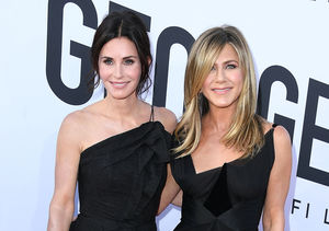 Courteney Cox on Her Facebook Watch Show, Plus: First Words on In-Flight…