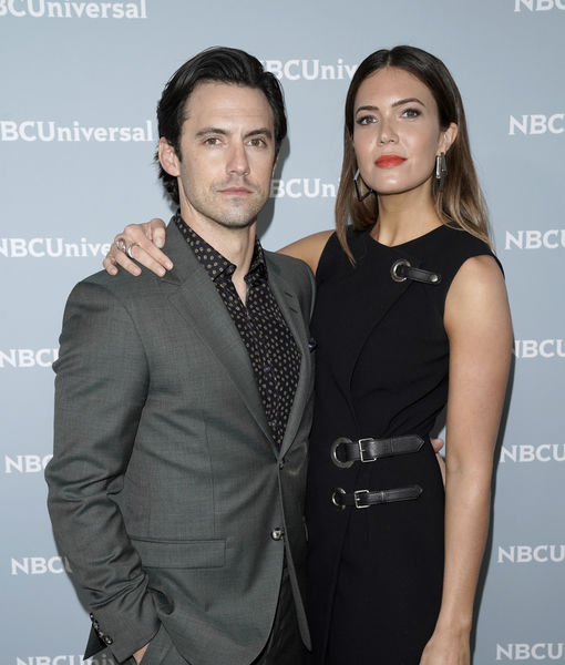 "Actor Milo Ventimiglia opened up to ""Extra"" about his show ""This Is Us"" and co-star Mandy Moore's recent claims about ex-husband Ryan Adams."