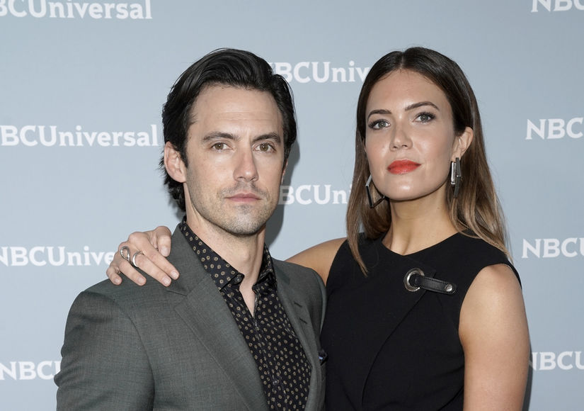 Milo Ventimiglia on Mandy Moore's Courage: 'She Never Ceases to Amaze Me'