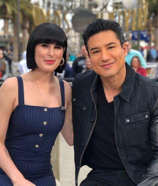 Rumer Willis Reacts to Former Co-Star Jussie Smollett's Arrest