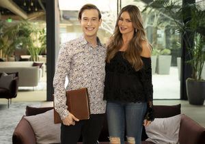 Sofía Vergara's Emotional Meeting with Tyler Henry, and More from…