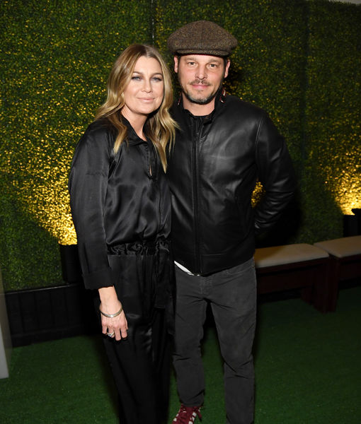Ellen Pompeo Reacts to Justin Chambers Leaving 'Grey's'