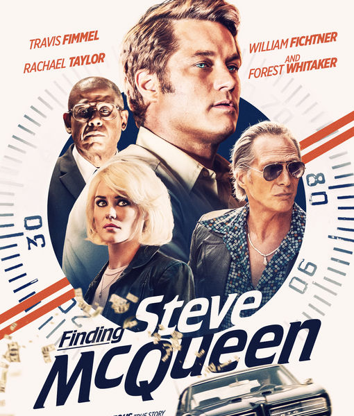 'Finding Steve McQueen' Trailer Premiere! The Biggest Bank Heist in U.S.…