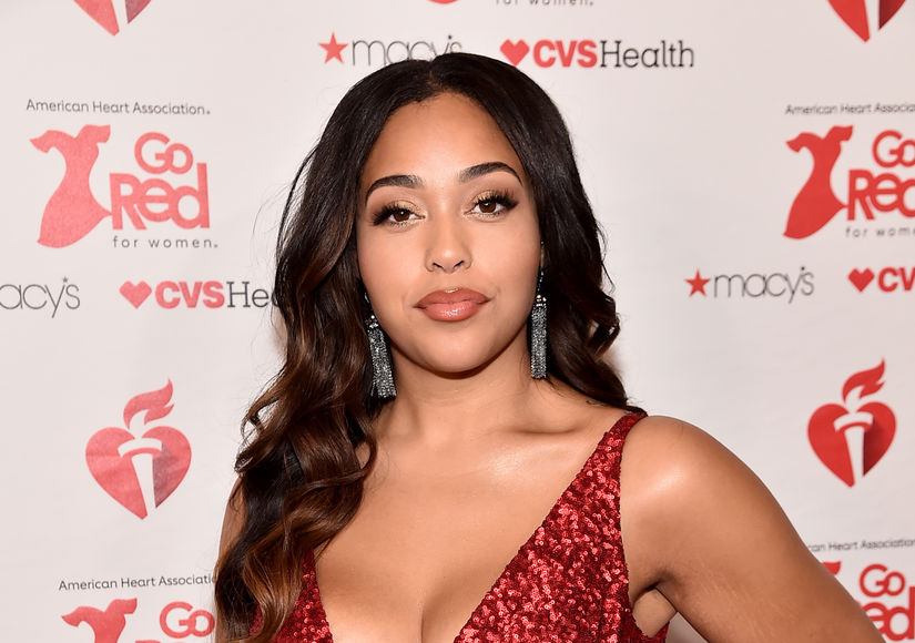 Watch! Jordyn Woods Seems to Address Cheating Scandal in Speech