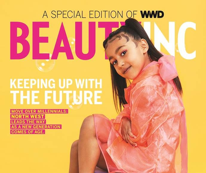 North West Makes Her Solo Magazine Cover Debut!