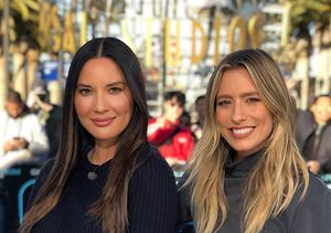 Olivia Munn Jokingly Compares Herself to Kris Jenner