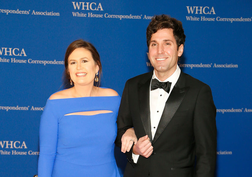 Sarah Huckabee Sanders Dishes on First Date with Her Husband