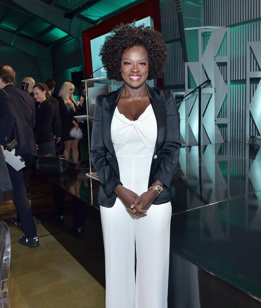 Viola Davis' Ideal Mother's Day, Plus: Her Daughter's Reaction to Her…