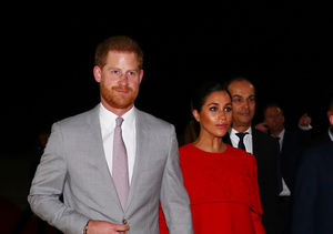Prince Harry & Meghan Markle Arrive in Morocco for Royal Tour