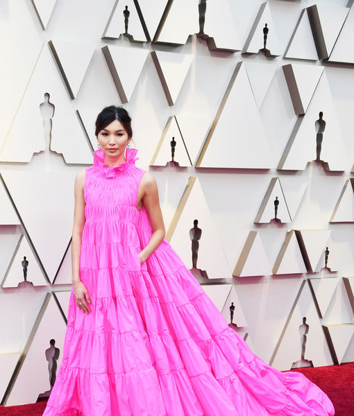 Pretty in Pink! The Hottest Trend at the Oscars 2019 Red Carpet