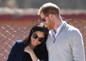 Pregnant Meghan Markle Gets Special Henna Tattoo in Morocco