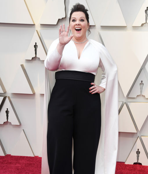 See Who Wore Caped Looks to the Oscars!