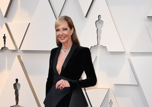 Allison Janney Reveals Best Thing About Dressing Up for Oscars