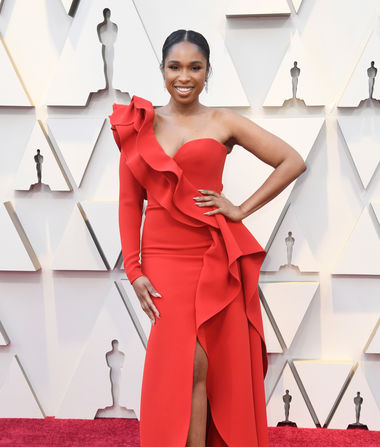 Stars Hit the Oscars Red Carpet