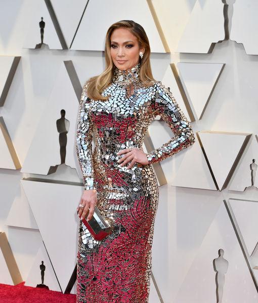Inside Jennifer Lopez's Gold-Themed 50th Birthday Bash