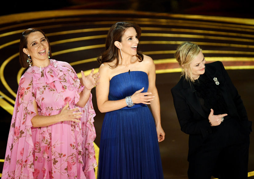 Pics! Inside the 2019 Oscars
