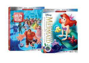 Win It! 'Ralph Breaks the Internet' & 'The Little Mermaid' 30th…