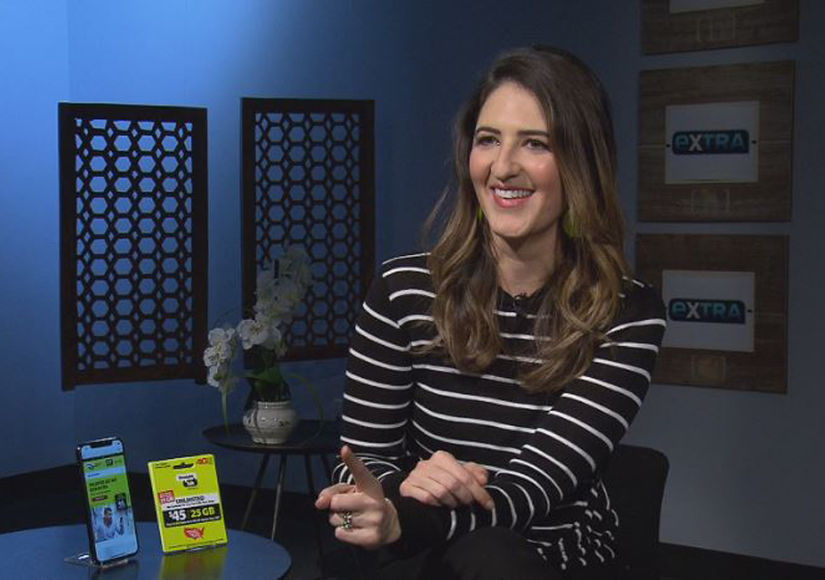 D'Arcy Carden on Maintaining Resolutions, Plus: Win a Straight Talk Wireless…