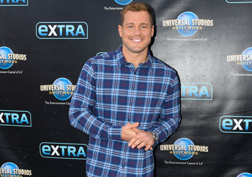 Why Colton Underwood Is Defending 'Bachelorette' Villain Luke P.!
