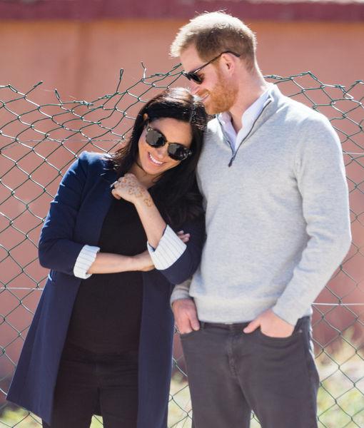 Oops! Did Royal Website Reveal Gender & Name of Prince Harry & Meghan Markle's Baby?