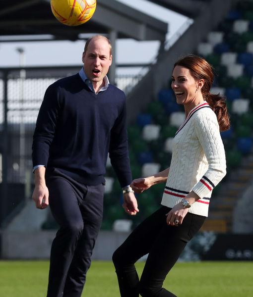 Rumor Bust! Prince William & Kate Middleton Not Talking Divorce