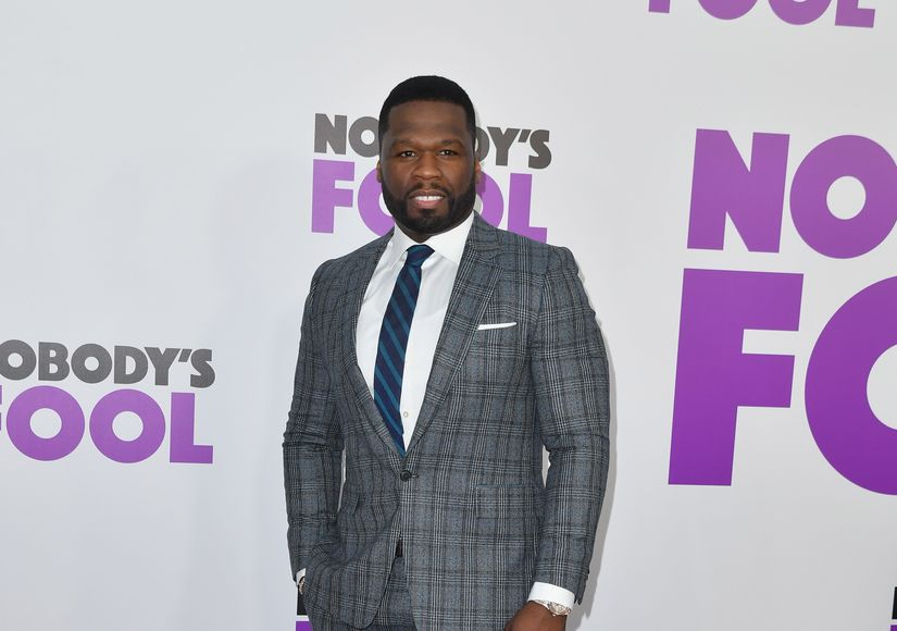 50 Cent Sounds-Off on Wild Rumor About President Donald Trump