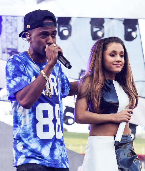 Back On? Ariana Grande & Big Sean Spotted Together