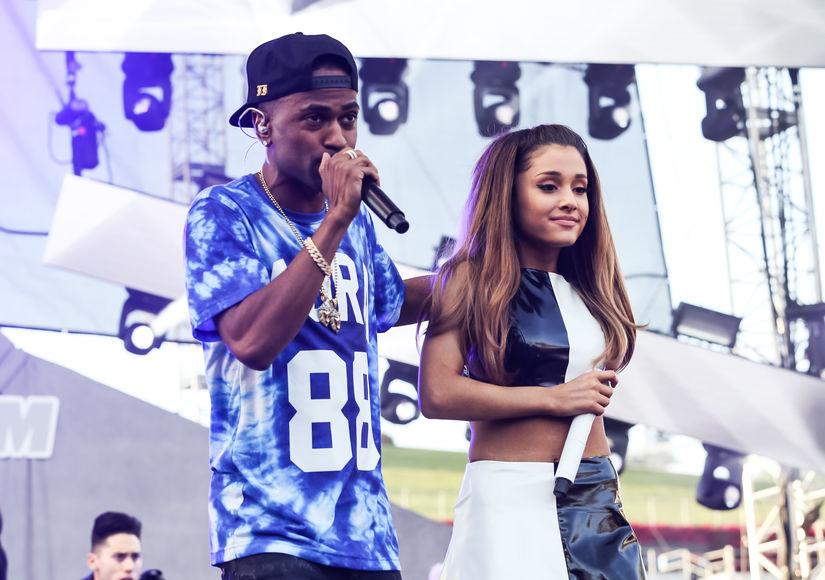 Back On? Ariana Grande & Big Sean Spotted Together