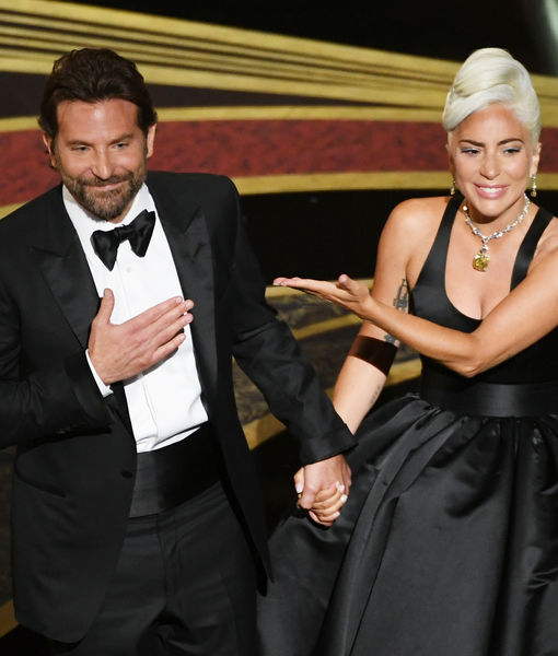 Lady Gaga Opens Up to Jimmy Kimmel About Her Intimate Oscars Duet with Bradley…