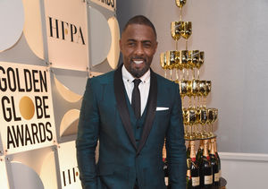 Idris Elba Says He Has Not Met the Royal Baby
