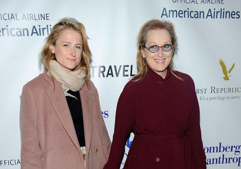 Meryl Streep's Daughter Welcomes Baby Boy
