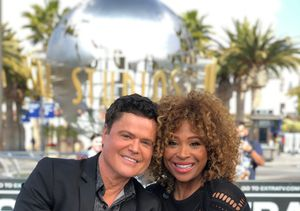Donny Osmond on How Sister Marie Almost Spoiled 'The Masked Singer'!