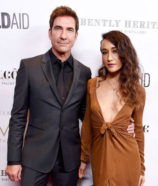 Dylan McDermott & Maggie Q Call Off Engagement