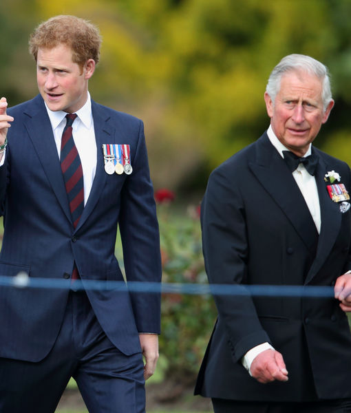 Rumor Bust! Prince Charles Did Not Ban Prince Harry over Tests Proving They…