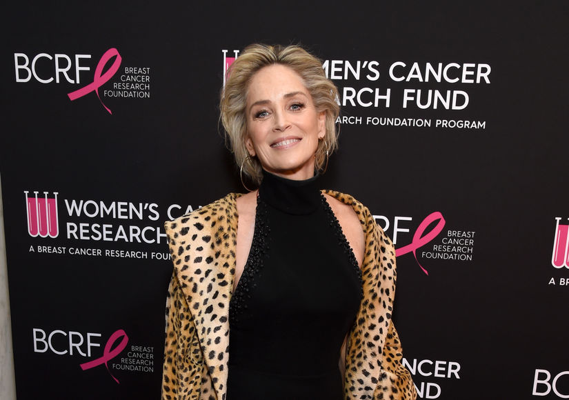 Why Sharon Stone Was Blocked from the Bumble Dating App!